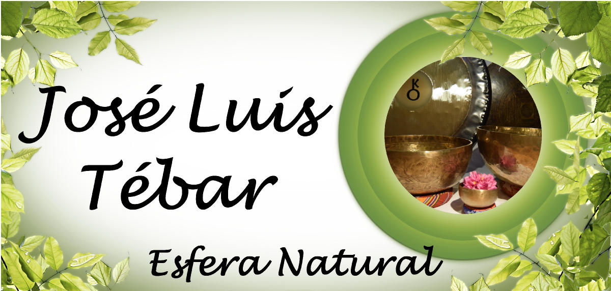 Jose Luis Tebar - Esfera Natural
